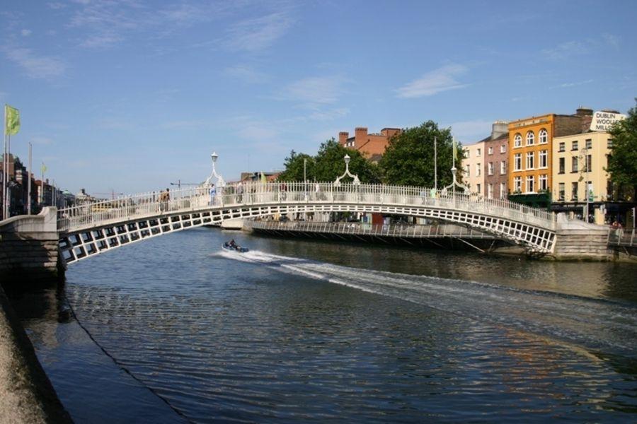 Мост Хафпенни