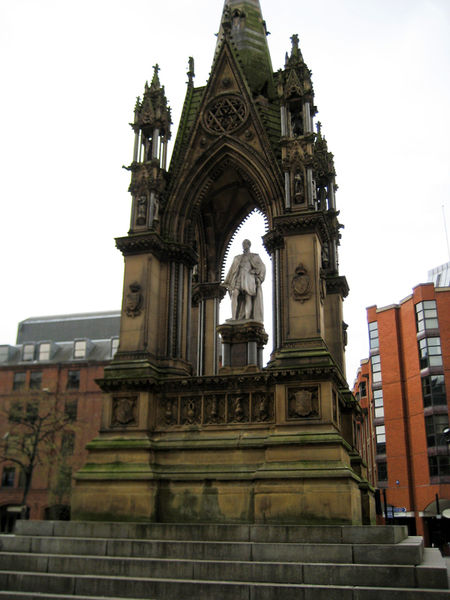 Ратуша в Манчестере