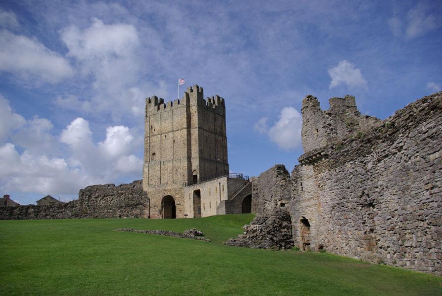 Ричмондский замок