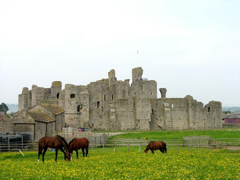 Мидлхэмский замок