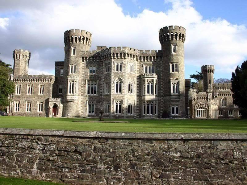 Замок Джонстаун