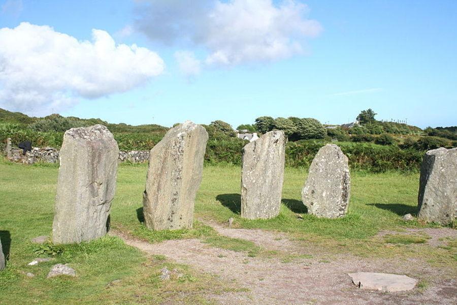 Каменный круг Дромбег