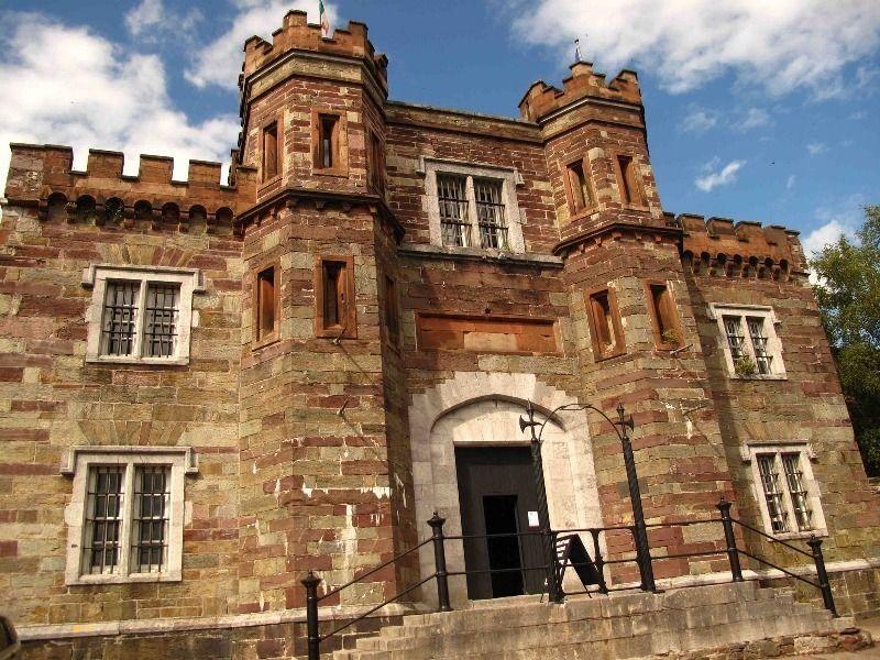 Тюрьма города Корк