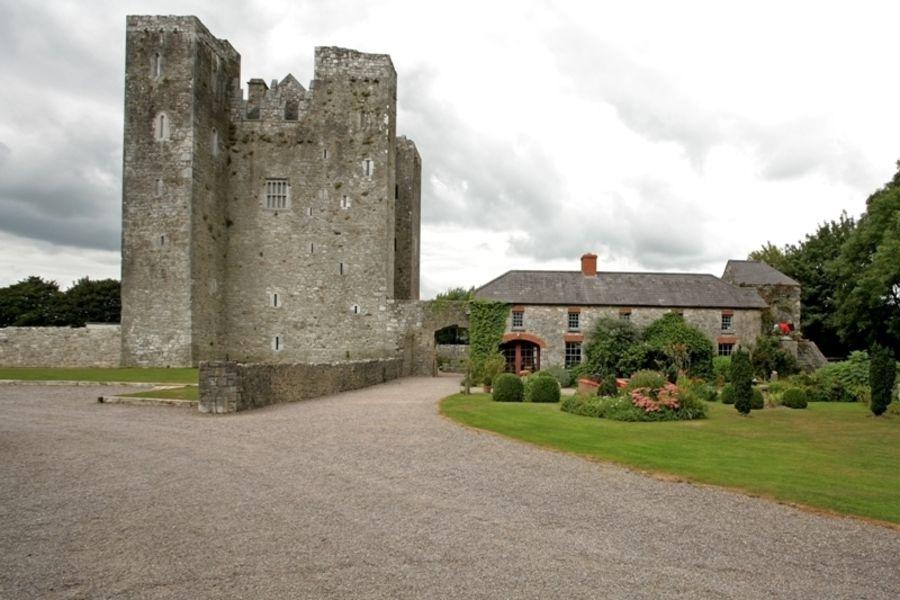 Замок Бэррискорт