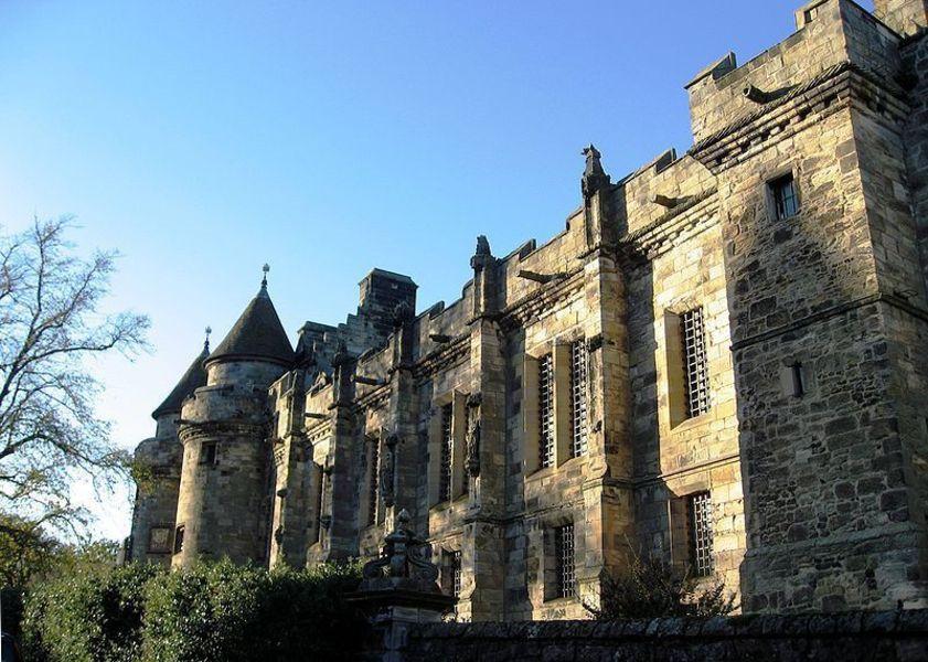 Фолклендский дворец