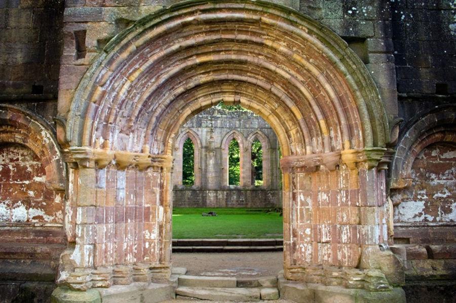 Фаунтейнсское аббатство