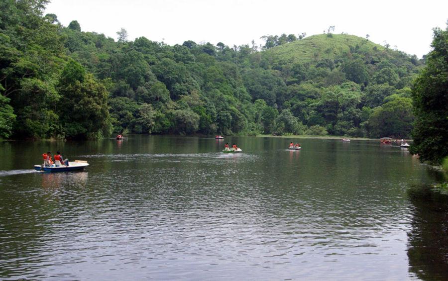 Озеро Бала