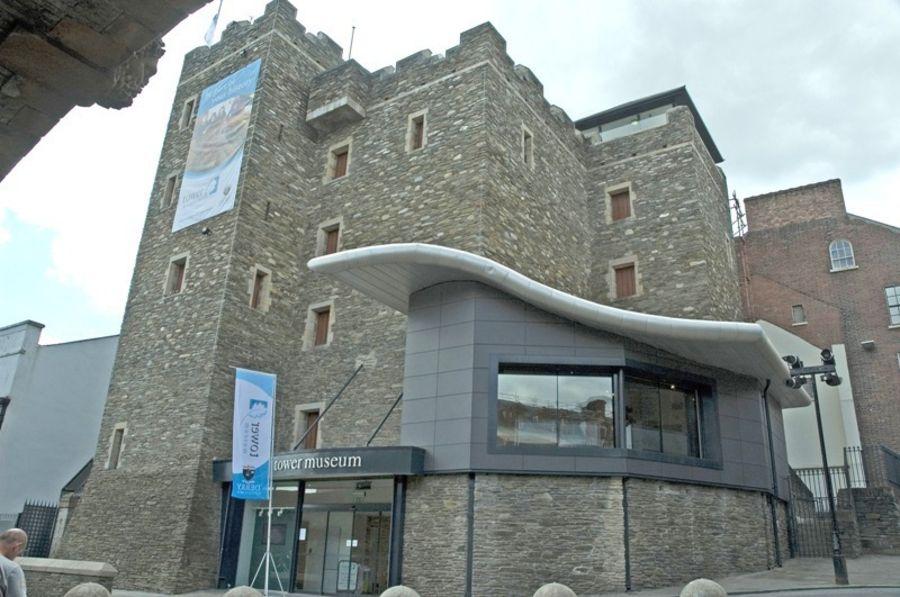 Музей Тауэр