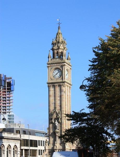 Башня Альберт-Мемориал