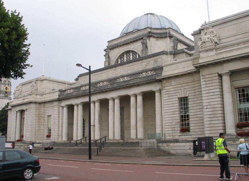 Кардиффский национальный музей и Картинная галерея Уэльса