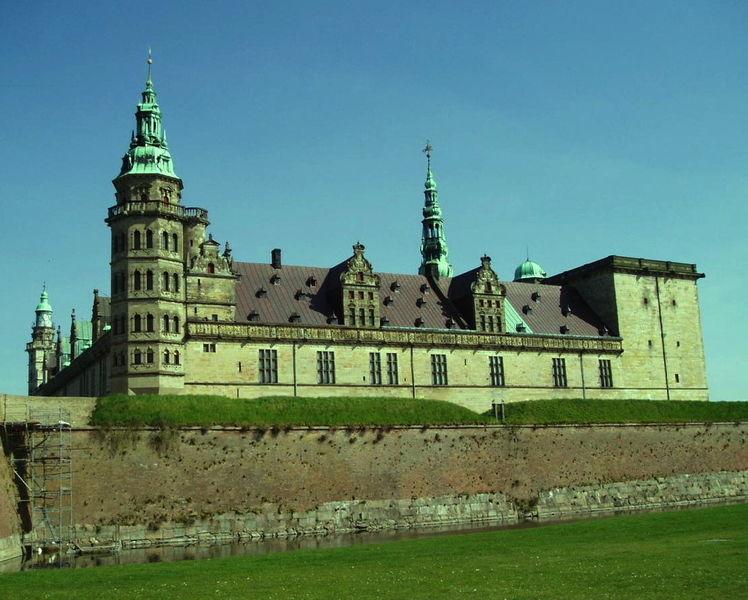 Дворец Кронборг