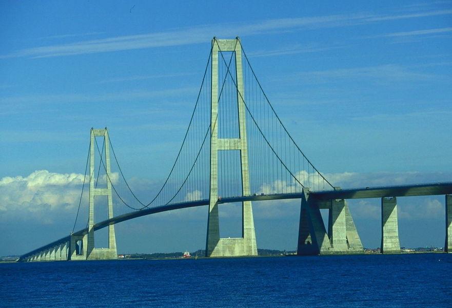 Мост Большой Бельт