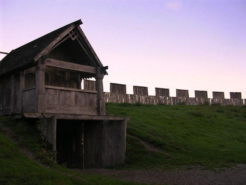 Крепость Треллеборг