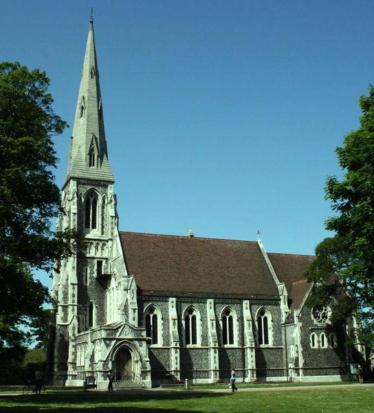 Церковь Санкт-Альбанс