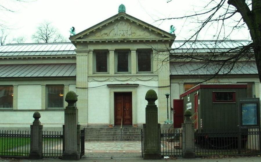 Галерея - Собрание Хиршпрунга