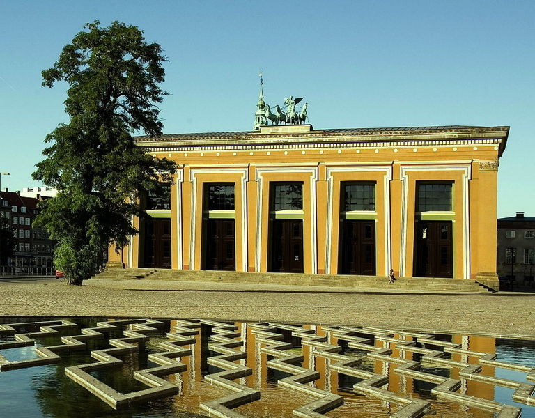 Музей Торвальдсена