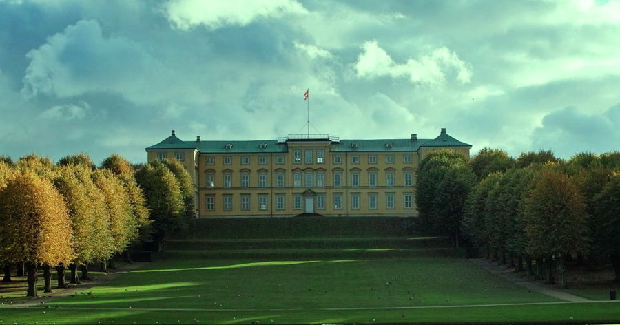 Дворец Фредериксберг