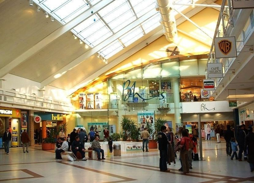 The Grafton Shopping Centre