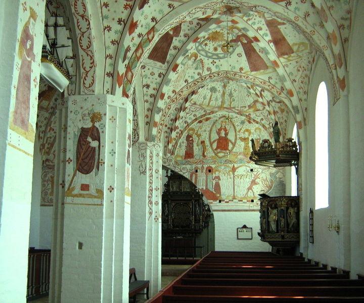Церковь Фане-Фьорд