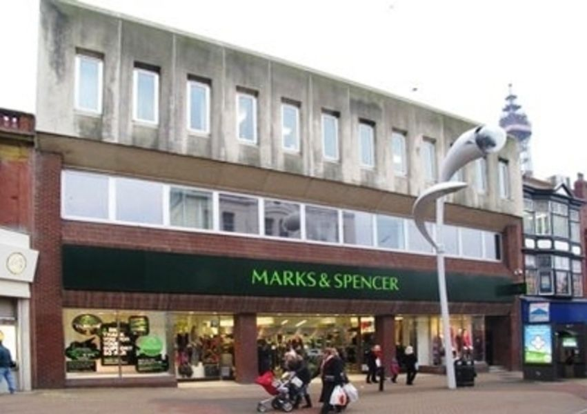 Marks & Spencer Blackpool