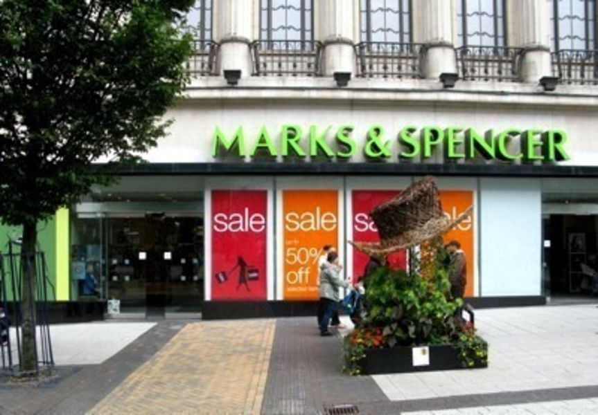 Marks & Spencer Birmingham