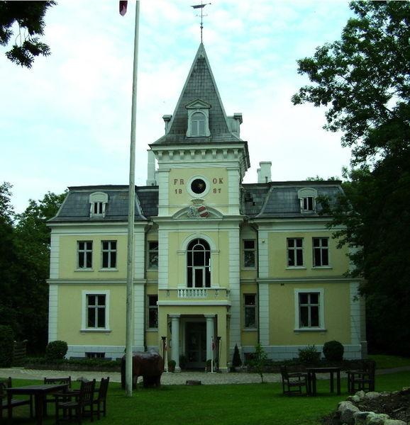 Дворец Лизелунн