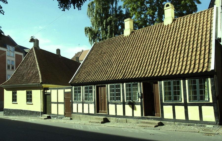 Дом Семьи Андерсена