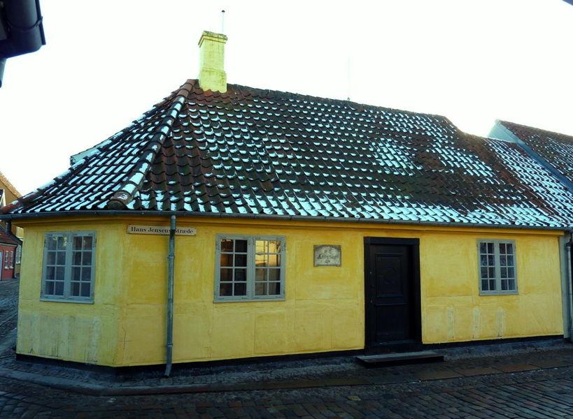 Дом-музей Г.Х. Андерсена