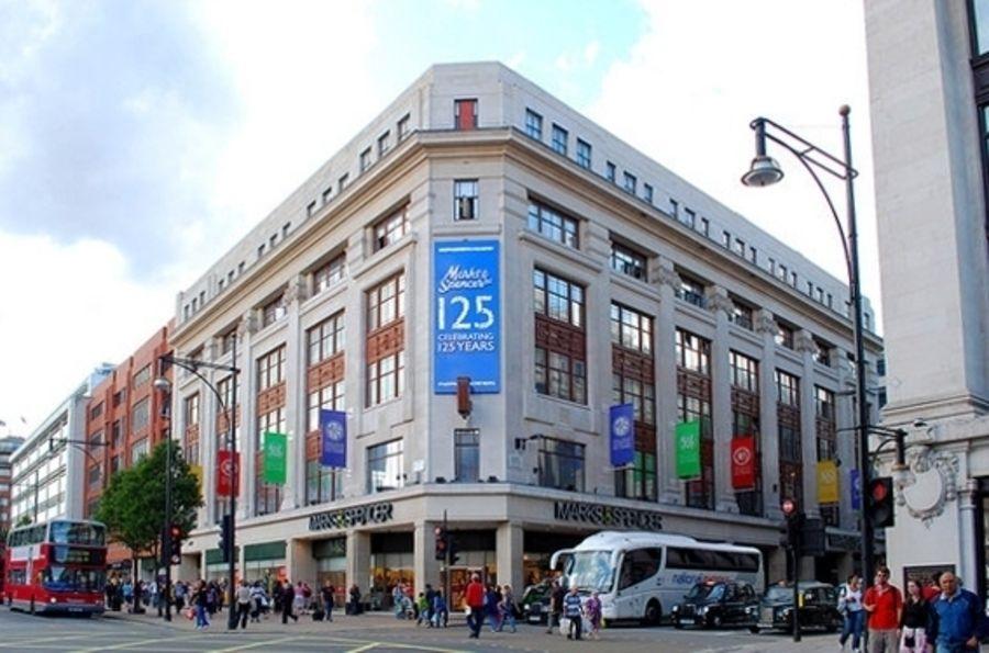 Marks & Spencer London