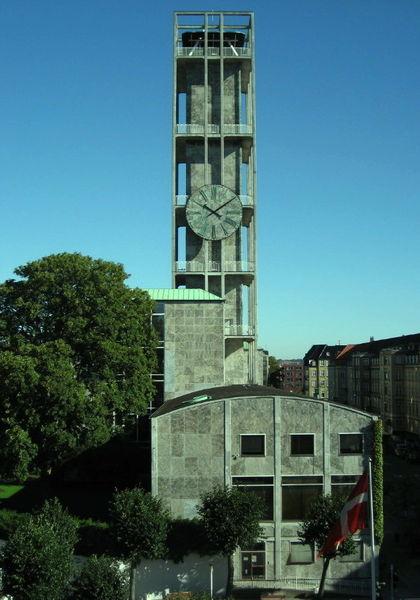 Ратуша города Орхус