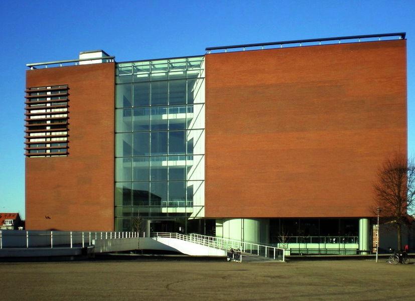Музей искусства ARoS