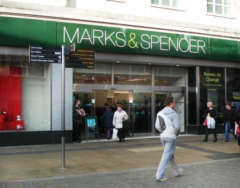 Marks & Spencer Swansea