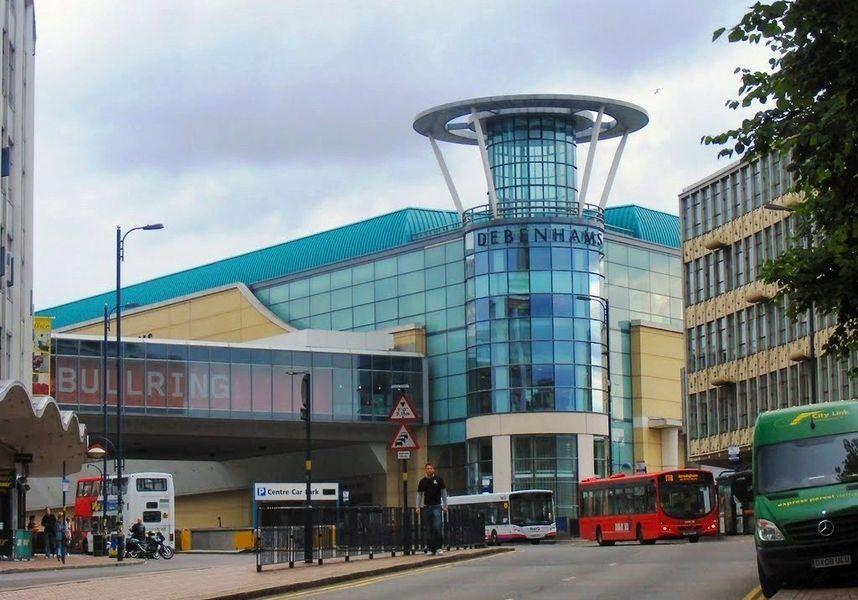 Debenhams Birmingham