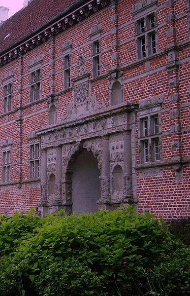 Дворец Воргард