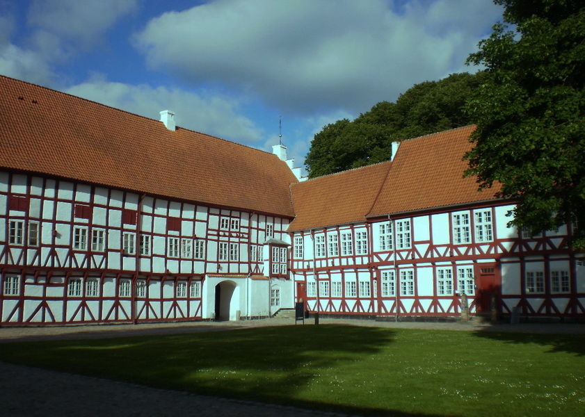 Замок Ольборг