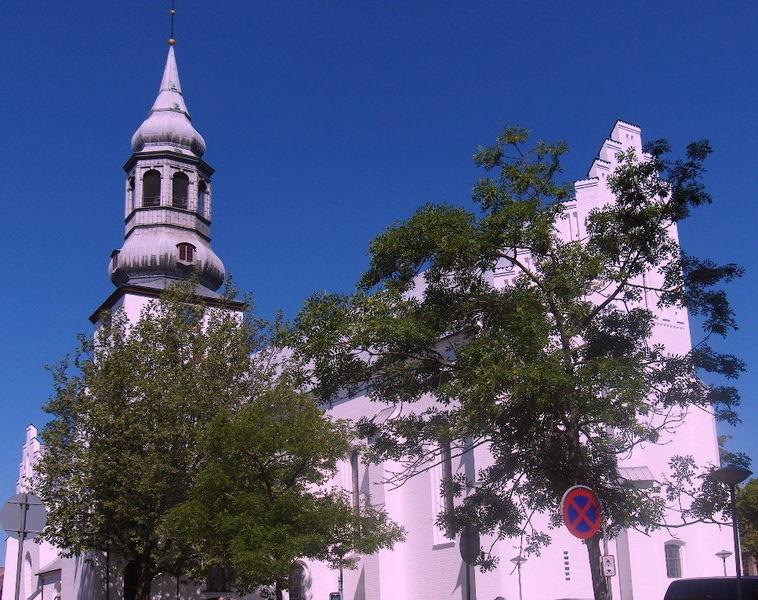 Церковь Святого Будольфа