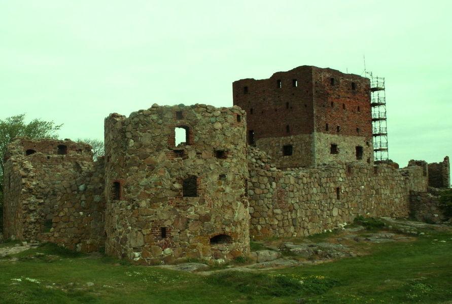 Замок Хаммерсхус