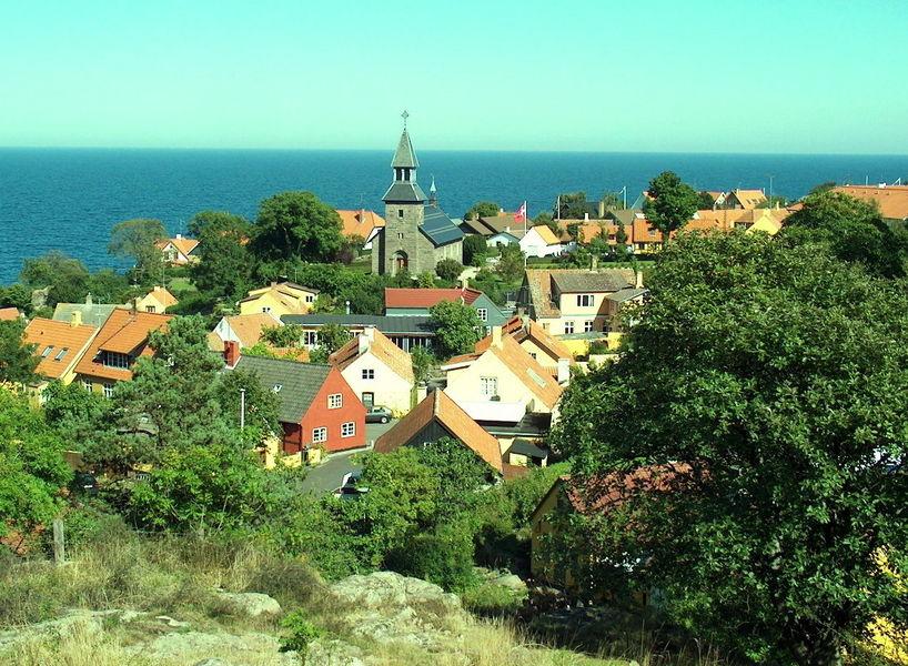 Деревня Гудьем