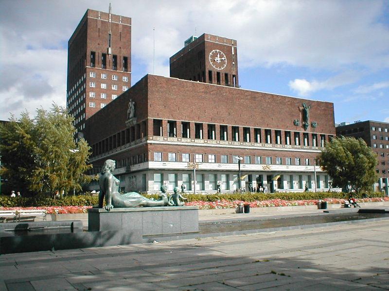 Ратуша в Осло