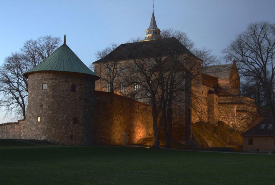 Замок Акерхус