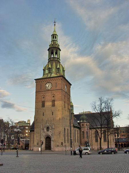Собор Св. Олава в Осло