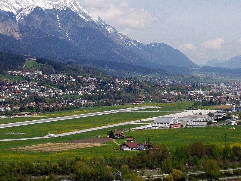 Международный аэропорт Инсбрука Кранебиттен