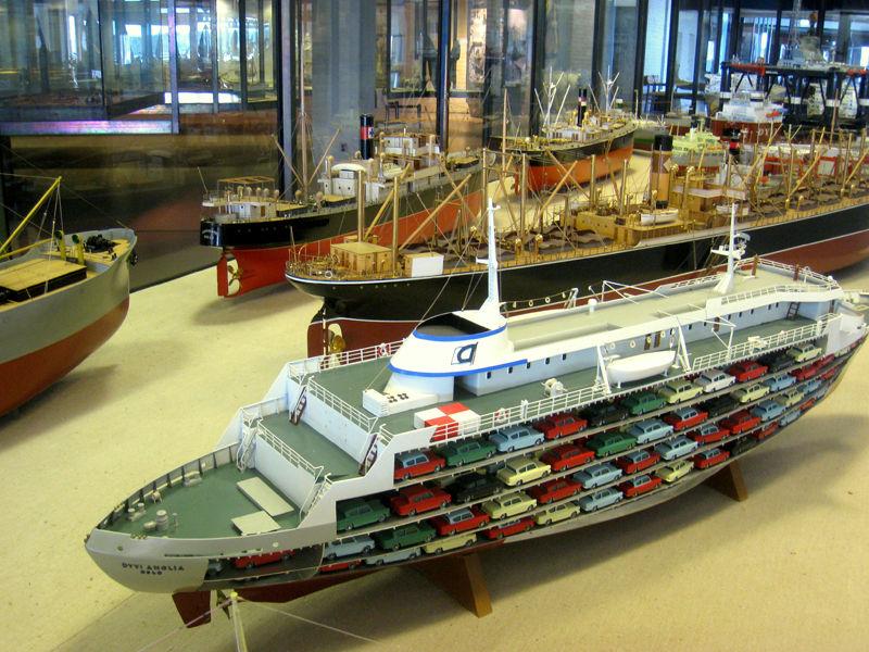 Норвежский музей мореходства