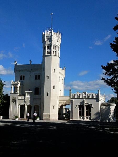 Замок короля Оскара