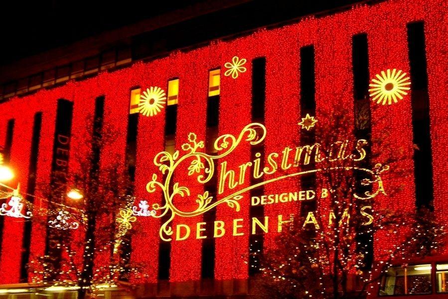 Debenhams London