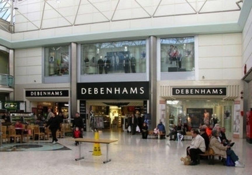 Debenhams Swanse