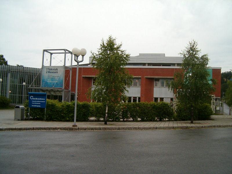 Норвежский технический музей