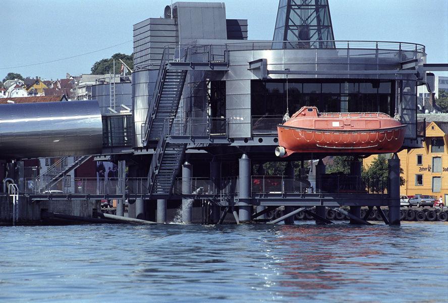 Норвежский музей нефти