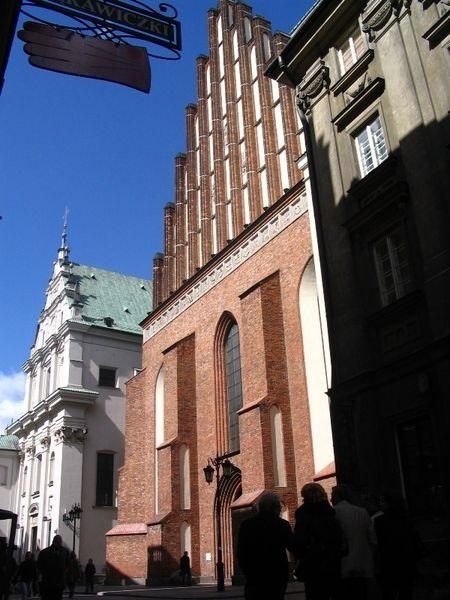 Собор Св. Иоанна, Варшава