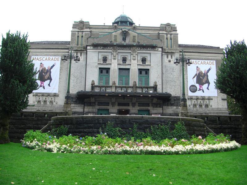Национальный театр Бергена